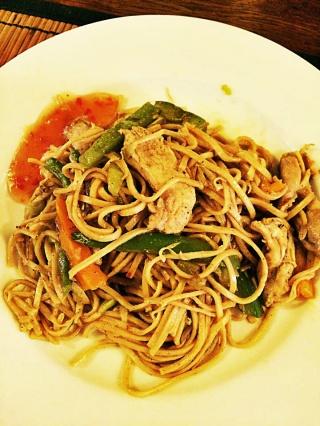 chicken chow mein 2
